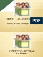 Leitura Áreas Portugues