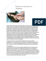 Cuidados de enfermería en el paciente con enfermedad de Alzheimer.docx