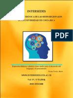 Expresión Didáctico- Plástica Como Medio Para El Desarrollo Del Lenguaje y El Pensamiento