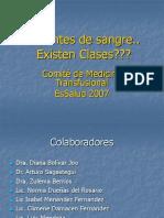 5.ASelección de Donantes 2007