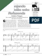 GIL, Gilberto - Refazenda - Violo Pro - 4p