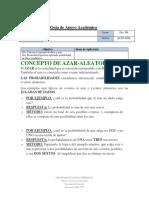Guía n.1 Ed. Matemáticas. 2do