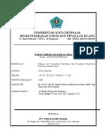 Cover SPK Balai Budaya Andalalin