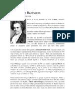 Ludwig Van Beethoven Taller 6