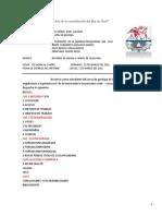 Informe Final de Geologia