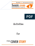 Newsademic Cover Story 320 Activities British English