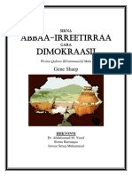 From Dictatorship to Democracy (Afan Oromo).pdf
