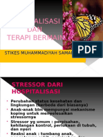 Hospitalisasi & Terapi Bermain 2