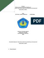 Tugas Perancangan Sistem Perpipaan II (Kusuma Cakra Wardaya 1315021036)