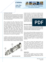 Diesel Particulate Filter General Information