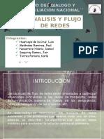Analisis y Flujo de Redes