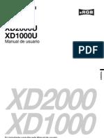 XD2000U_Esp