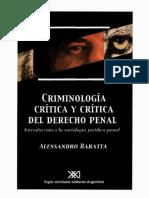 CRIMINOLOGÍA CRÍTICA Y CRÍTICA AL DERECHO PENAL.pdf
