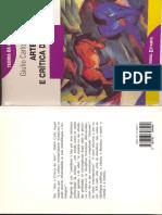 AMARO, Danielle Rodrigues - Discute Livro Tese de Hans Belting