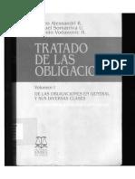 57466708 Tratado de Las Obligaciones Vol 1 Vodanovic