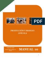 Manual Avicola