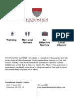 2019 Student Handbook Website