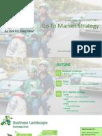 Marketing Strategy - Go-JEK