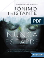 Nunca es tarde - Jeronimo Tristante.pdf