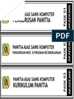 Label Tulang Folder Panitia Latest