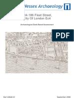 184-186 Fleet Street - London