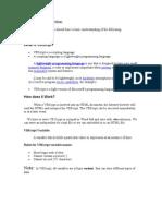 VBScript Introduction