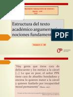 Nociones fundamentales redaccion de textos