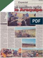 El ritual andino más alto de Arequipa
