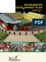 Polokwane Integrated Development Plan 2008 - 2011