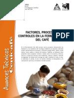 Proceso de Fermentacion Del Cafe