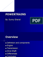 Powertarin