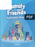Oxford Family and Friends 1 Alphabet Book (1)