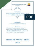 pitagoras proyectos  3ro