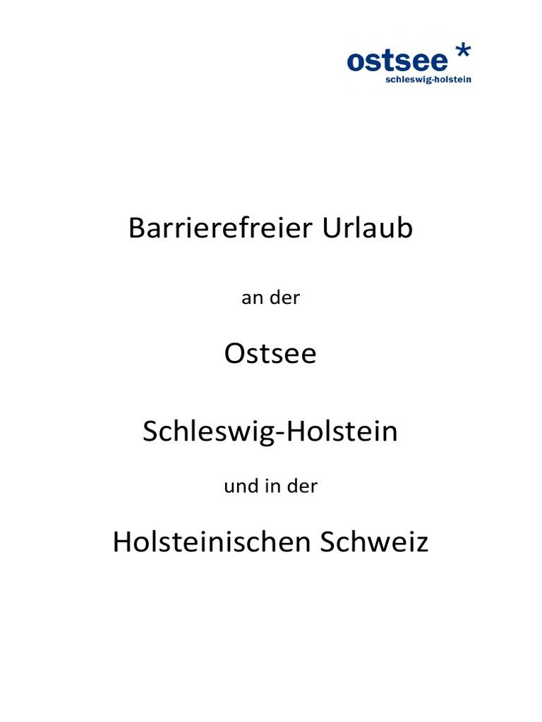 urlaub schleswig holstein ostsee