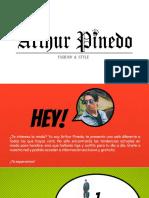 Arthur Pinedo Folleto Digital