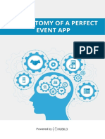 The Anatomy of a Perfect Event App Must have Event App Features