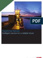 ABB Transformer Service Brochure 2009