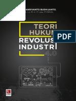 Teori Hukum Dan Revolusi Industri 4.0, Dr. DANRIVANTO BUDHIJANTO