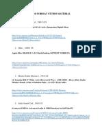Pro Format Studio Material