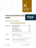 INFORME FINAL - ESTRUCTURAS MET+üLICAS