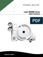 24354-Flowserve Logix 3000 Series Technical Bulletin