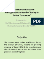 Green Human Resource Management.pptx