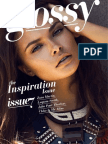 Glossy Magazine Issue 7 Preview