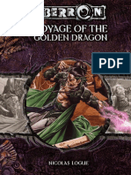 Voyage of the Golden Dragon DD3.5