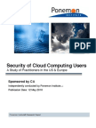 Security Cloud Computing Users 235659