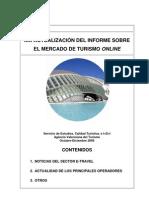 Mercado Turismo Online Octubre-diciembre 2009