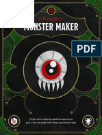 Monster Maker v1 2 Min