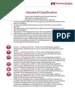 Bs en 124 Standard Classification