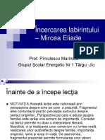 incercarea_labirintului__mirceaeliade.ppt