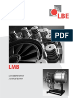 Flame Diameter and Length - LBE
